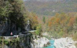 Soca Valley Slovenië