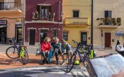Fietsvakantie Sardinië Italië